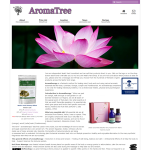 AromaTree website